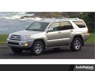 2003 Toyota 4Runner Limited Sport Utility