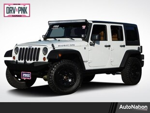 2011 Jeep Wrangler Unlimited Rubicon Sport Utility