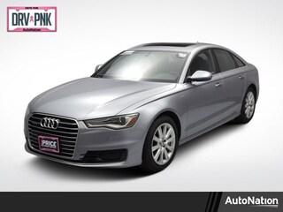 Used 2016 Audi A6 3.0T Premium Plus 4dr Car