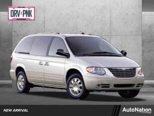2007 Chrysler Town & Country LX Mini-van Passenger