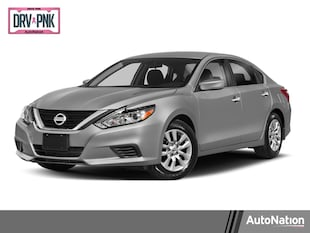 2018 Nissan Altima 2.5 SV 4dr Car