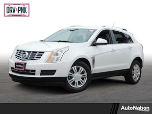 2015 CADILLAC SRX Luxury Collection Sport Utility