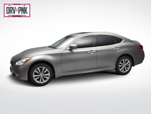 2012 INFINITI M37 4dr Car