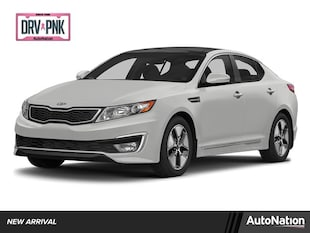 2013 Kia Optima Hybrid EX 4dr Car