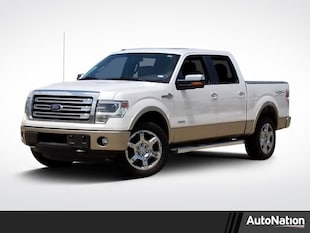 2013 Ford F-150 King Ranch Crew Cab Pickup