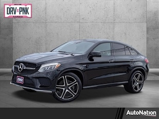 2017 Mercedes-Benz GLE AMG GLE 43 Sport Utility