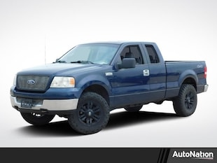 2005 Ford F-150 XLT Extended Cab Pickup