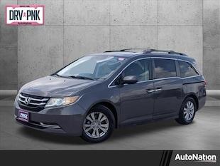 2015 Honda Odyssey EX-L Mini-van Passenger