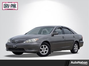 2005 Toyota Camry LE 4dr Car