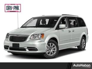 2016 Chrysler Town & Country Touring Mini-van Passenger