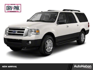 2011 Ford Expedition EL XLT Sport Utility