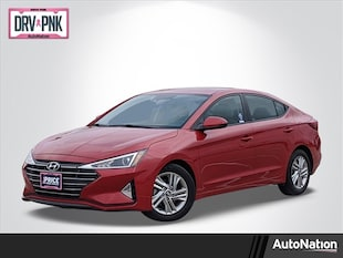 2019 Hyundai Elantra SEL 4dr Car