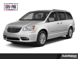 2012 Chrysler Town & Country Touring Mini-van Passenger