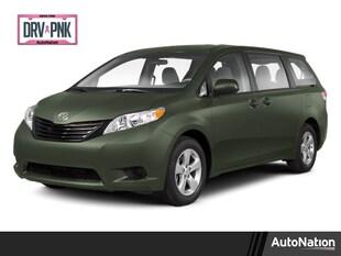 2011 Toyota Sienna LE Mini-van Passenger