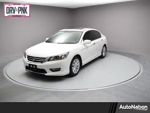 2014 Honda Accord Sedan EX-L 4dr Car