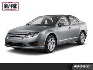 2011 Ford Fusion SE 4dr Car