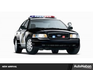 2008 Ford Police Interceptor 4dr Car