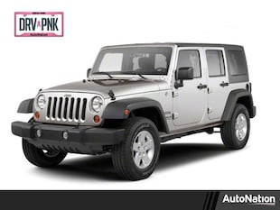 2012 Jeep Wrangler Unlimited Sahara Sport Utility