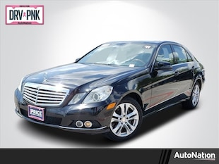 2011 Mercedes-Benz E-Class E 350 Luxury 4dr Car