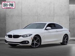 2018 BMW 4 Series 430i 2dr Car