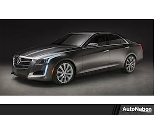 2014 CADILLAC CTS Sedan Luxury RWD 4dr Car