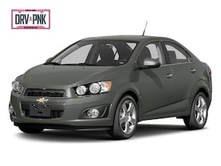 2013 Chevrolet Sonic LT 4dr Car