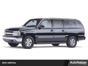 2005 Chevrolet Suburban LS Sport Utility