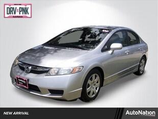 2009 Honda Civic Sedan LX 4dr Car