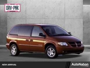 2003 Dodge Caravan SE Mini-van Passenger