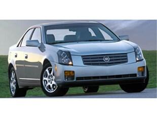 2007 CADILLAC CTS Sedan 4dr Car