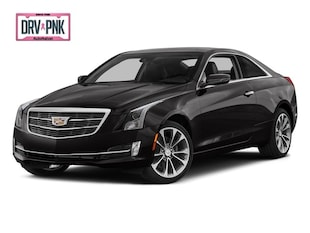 2016 CADILLAC ATS Coupe Performance Collection RWD 2dr Car