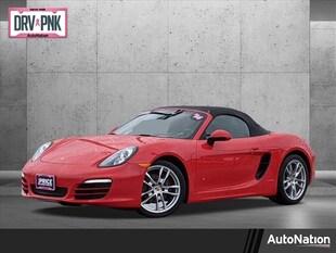 2014 Porsche Boxster 2dr Car