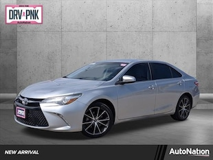 2015 Toyota Camry XSE 4dr Car