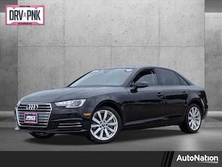 Used 2017 Audi A4 Premium 4dr Car