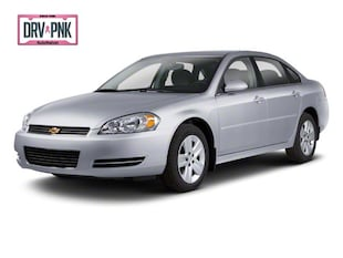 2012 Chevrolet Impala LS Retail 4dr Car