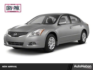 2012 Nissan Altima 2.5 S 4dr Car