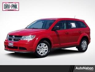 2013 Dodge Journey American Value Pkg 4dr Car