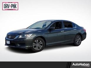 2014 Honda Accord Sedan LX 4dr Car
