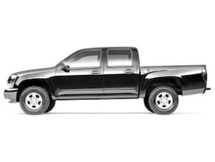 2007 GMC Canyon SLE1 Crew Cab Pickup
