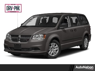 2018 Dodge Grand Caravan SXT Mini-van Passenger