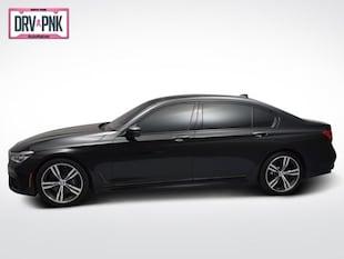 2016 BMW 7 Series 750i 4dr Car