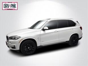 2018 BMW X5 Sdrive35i Sport Utility