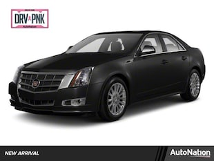 2013 CADILLAC CTS Sedan Luxury 4dr Car