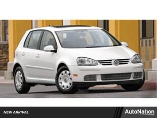 2007 Volkswagen Rabbit 4dr Car