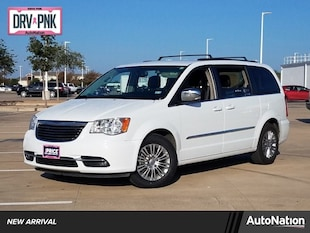 2015 Chrysler Town & Country Touring-L Mini-van Passenger