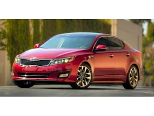 2014 Kia Optima SXL Turbo 4dr Car