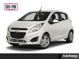 2013 Chevrolet Spark LS 4dr Car