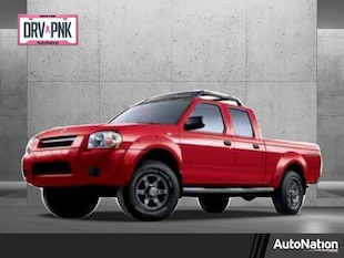 2004 Nissan Frontier 4WD XE Crew Cab Pickup
