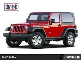 2008 Jeep Wrangler X Sport Utility