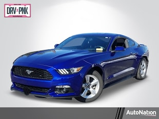 2015 Ford Mustang Ecoboost 2dr Car